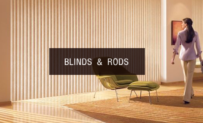 Blinds and Rods
