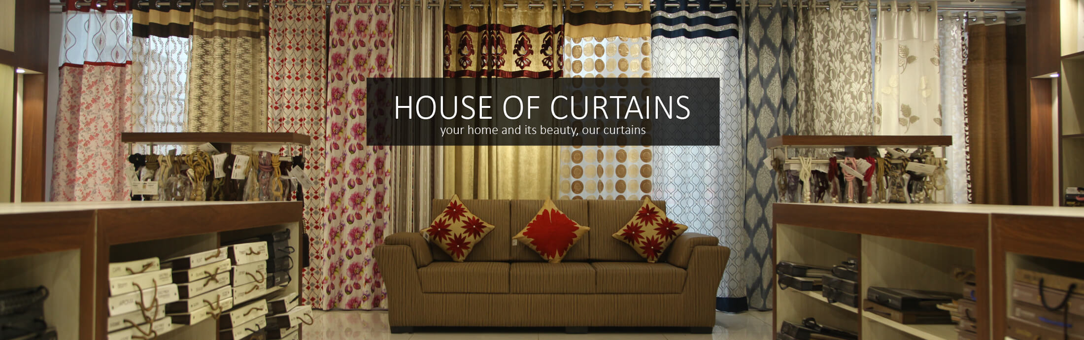 House of Curtains